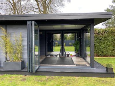 Composite Garden Building Gym Huntingdon